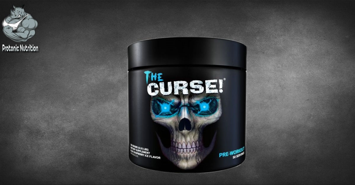 The Curse 50 Servings By Cobra Labs