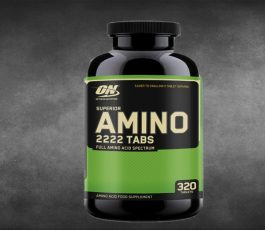 Superior Amino 2222 (320 Tablets) By Optimum Nutrition
