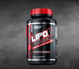 Lipo-6 Black 120 Capsules By Nutrex Research
