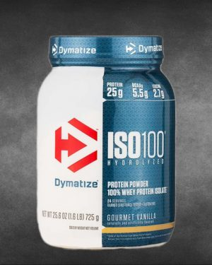 Iso100 Hydrolyzed Whey Protein