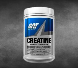 Creatine 60 Servings By Gat Sport