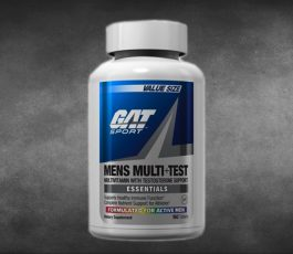 Mens Multi + Test 90 Tablets By Gat Sport