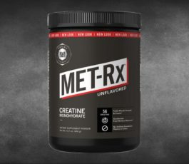 Creatine Monohydrate 80 Servings By MET-Rx