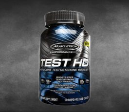Test HD 90 Caplets By MuscleTech