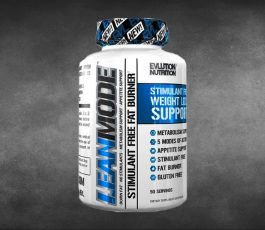 Lean Mode Stimulant-Free Fat Burner 150 Tablets By Evlution Nutrition