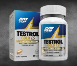 Testrol Gold Es 60 Tablets By Gat Sports