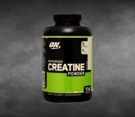 Micronized Creatine Powder 600g (114 Servings) By Optimum Nutrition