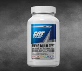 Mens Multi + Test 60 Tablets By Gat Sport