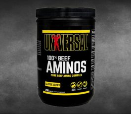100% Beef Aminos 200 Tablets By Universal Nutrition