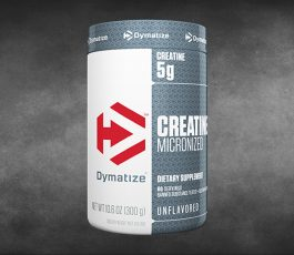 Creatine Micronized 60 Servings By Dymatize