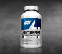 Joint Support 60 Tablets By Gat Sport