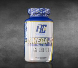 Omega-3 Xs 120 Soft Gels By Ronnie Coleman