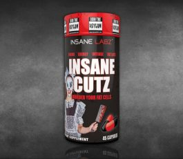 Insane Cuts 45 Capsules By Insane Labz