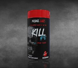 Kill H2O 60 Capsules By Insane Labz