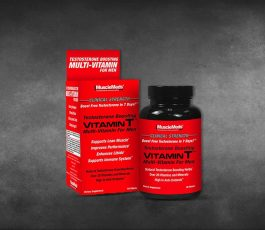 VitaminT 90 Tablets By MuscleMeds
