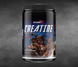 Creatine Micronized 60 Servings By Dynamik Muscle